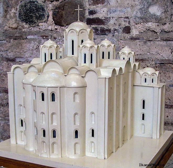 Достопримечательности вблизи Софийского собора