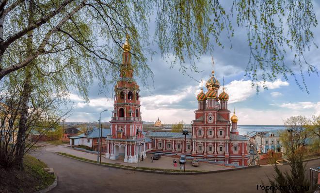 Церковь Собора Пресвятой Богородицы в Нижнем Новгороде сегодня