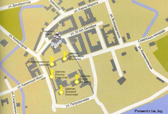 Успенский храм Ростова как добраться контакты расположение на карте