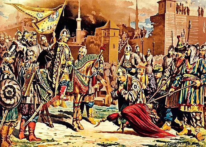 Присоединение Казанского ханства