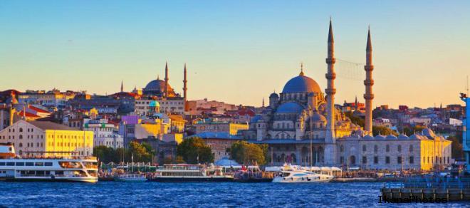 Стамбул Константинополь Византий