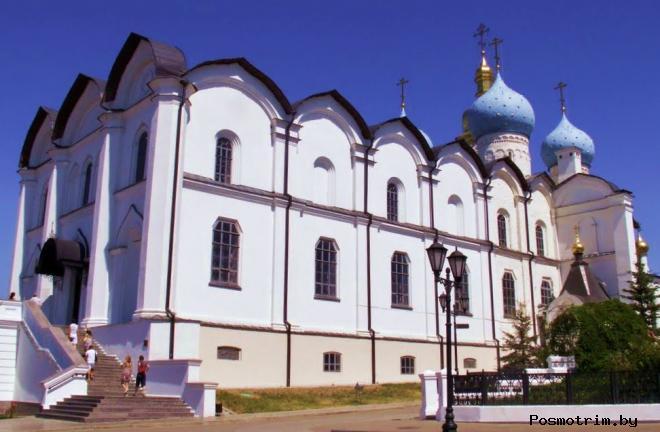 Архитектура Благовещенского собора Казани