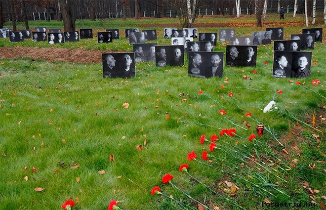 Бутовский полигон - мемориальный комплекс