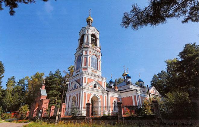 Казанский храм Заречье Владимирская область