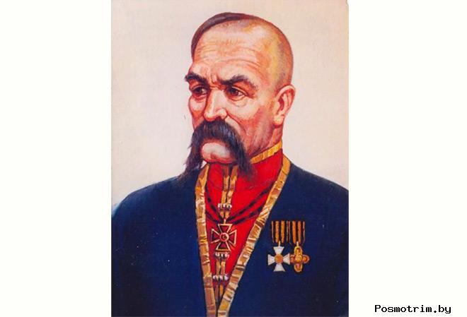 Антон Андреевич Головатый атаман