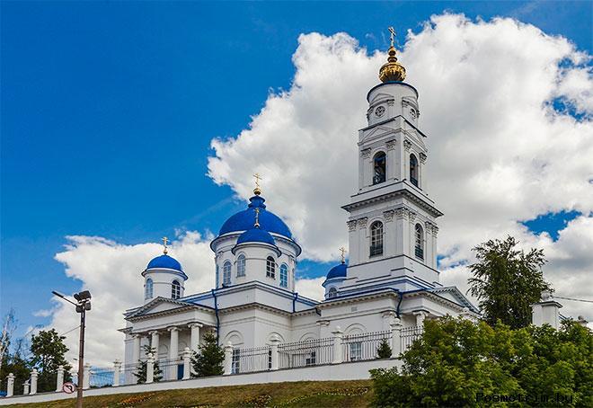 Никольский собор Чистополь история фото