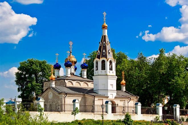 Никольский храм Сидоровское