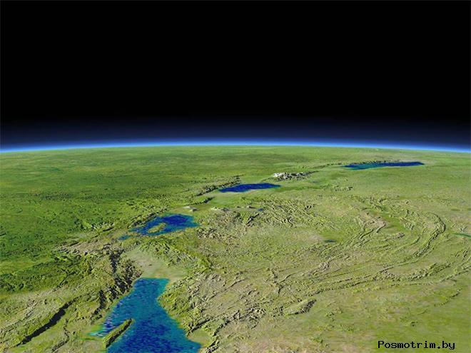 Африканская Великая рифтовая долина – африканский разлом