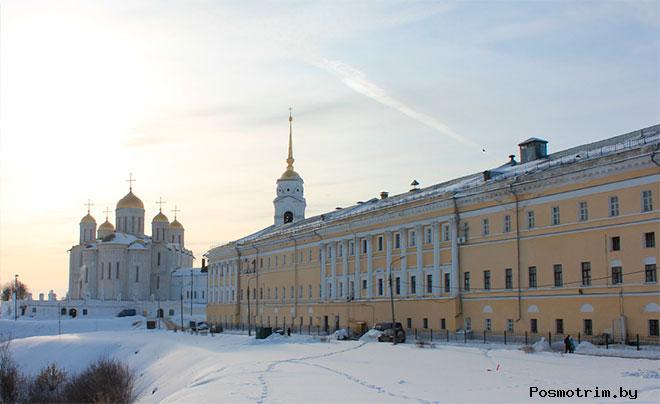 «Палаты» Владимир - здание Присутственных мест