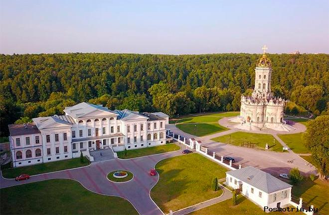 Село Дубровицы история (Московская область)