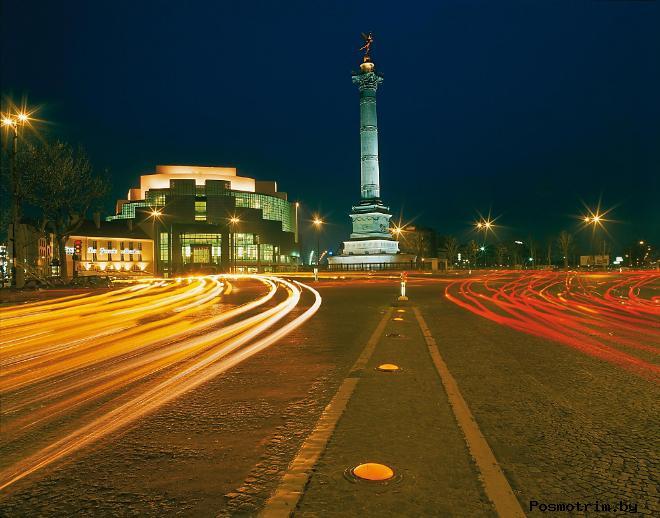 Что посмотреть на площади Бастилии