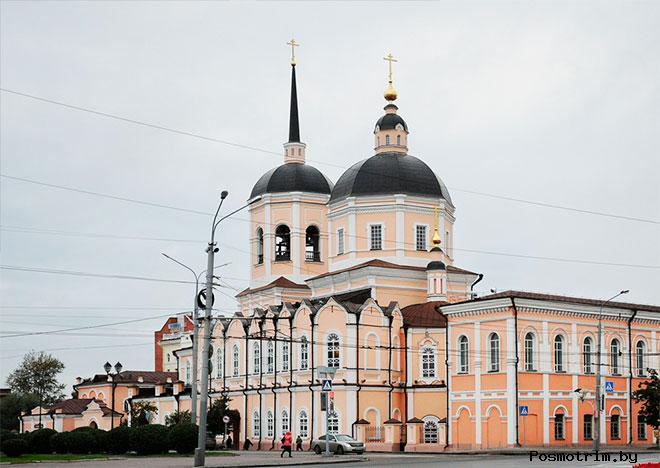 Архитектура Богоявленского собора Томска