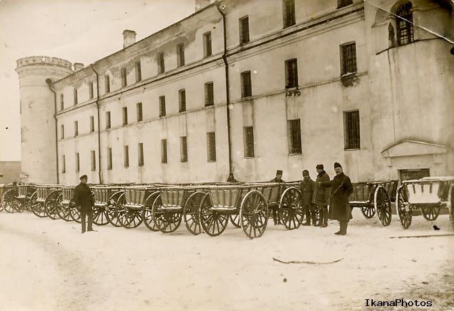 Пищаловский замок Минск - «Володарка» - история Белорусской «Бастилии»