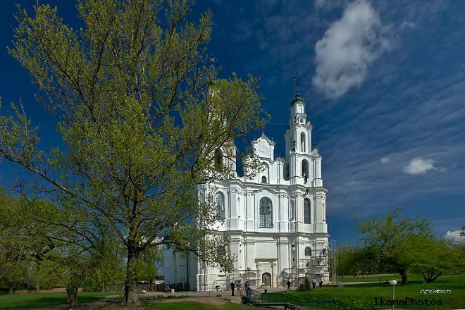 Софийский собор в Полоцке история до времён Российской империи