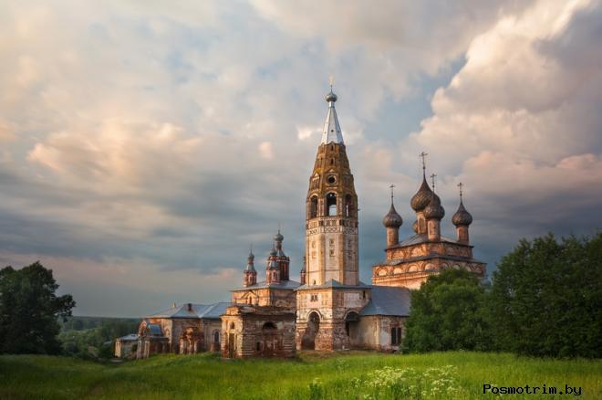 Село Парское Ивановская область