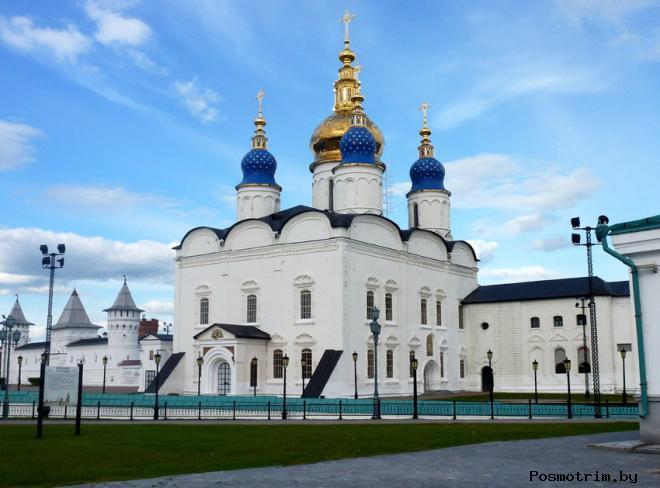 Софийский собор Тобольск