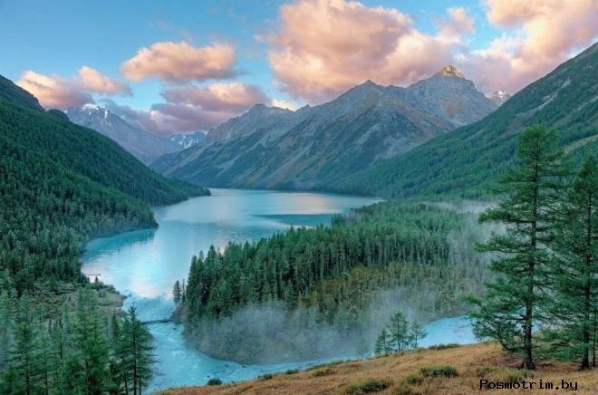 Кучерлинское озеро Алтай