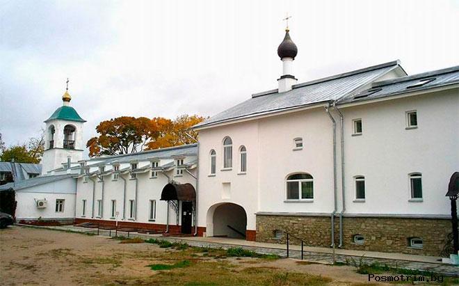 Снетогорский монастырь Псков