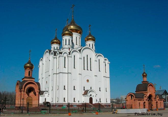 Свято-Стефановский собор Сыктывкар