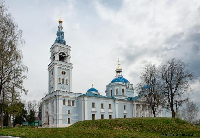 Влахернский монастырь Деденево