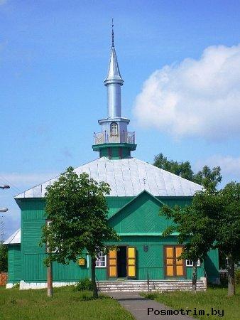 Мечеть в Ивье фото история описание