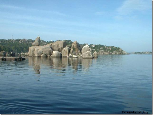 3. Озеро Виктория Восточная Африка