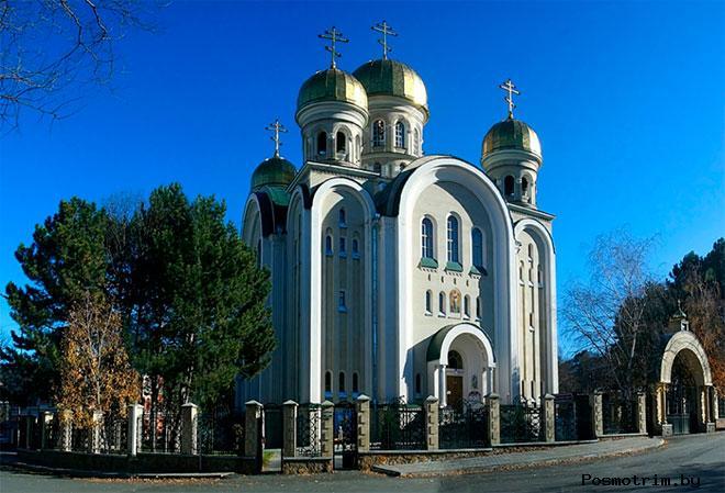 Свято-Никольский собор Кисловодск