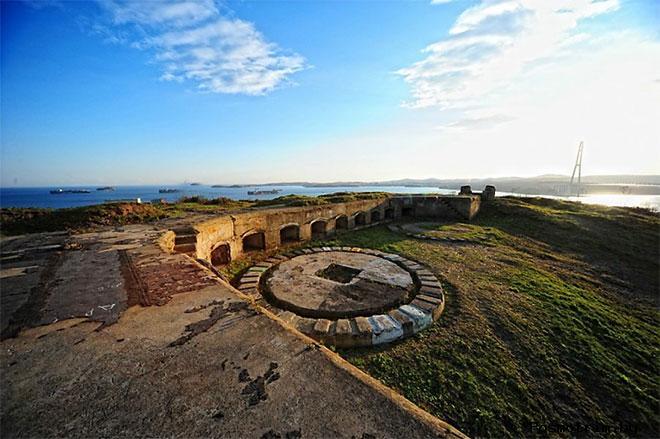 Крепость Владивосток история фото описание