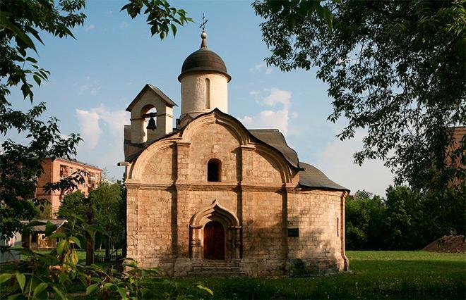 Церковь Святого Трифона Москва