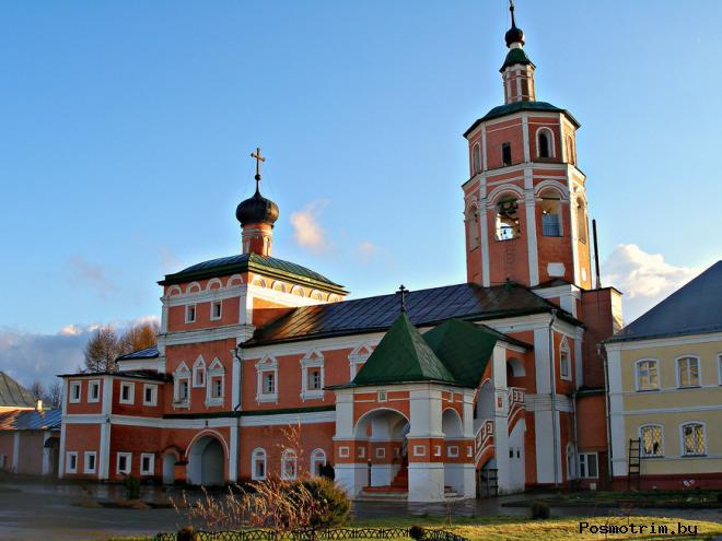 Иоанно-Предтеченский монастырь Вязьма