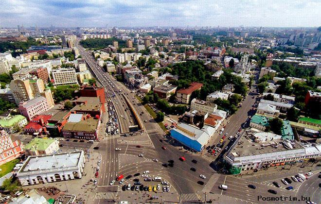 Таганский район Москвы