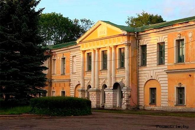 Путевой дворец Городня
