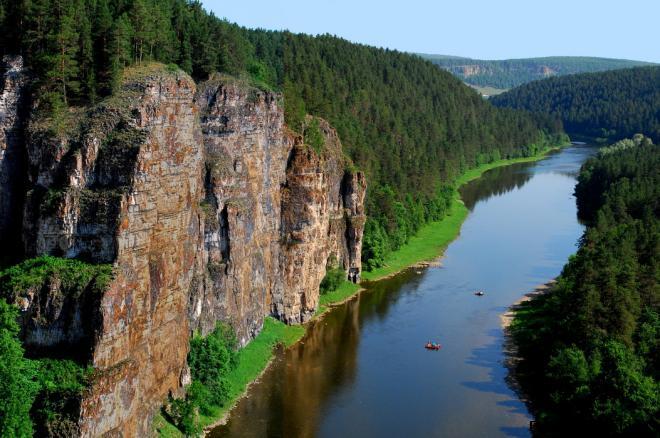 Национальный парк «Зюраткуль» в Челябинской области