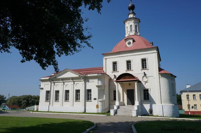 Воскресенская церковь Коломна