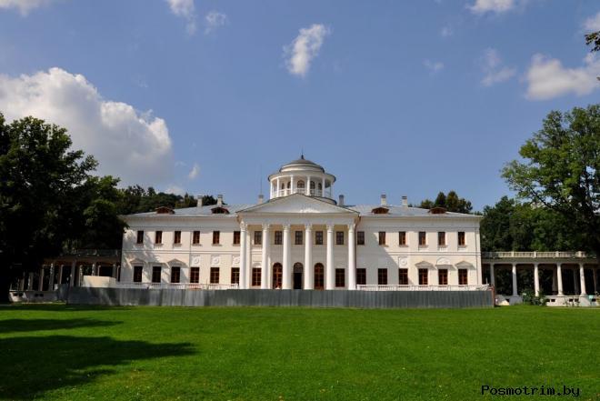Остафьево музей-усадьба