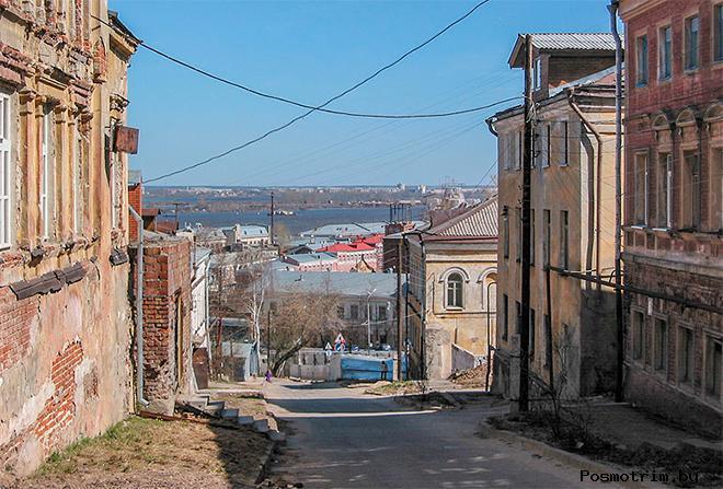 Ильинская улица Нижний Новгород (Ильинка)