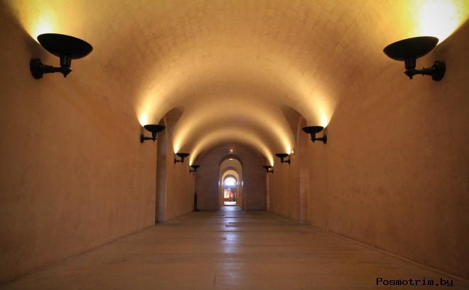 Усыпальница Пантеона в Париже