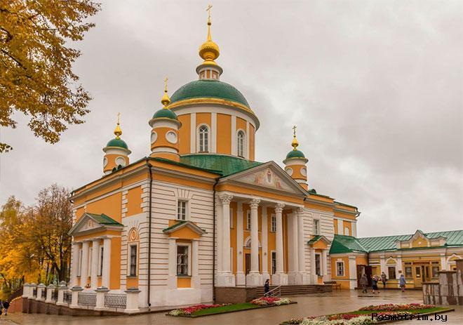 Покровский соборХотькова монастыря