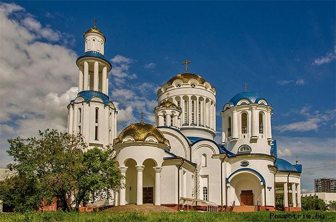 Собор Московских Святых в Бибирево