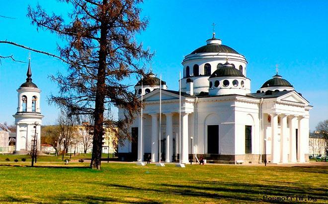Софийский собор Пушкин Санкт-Петербург