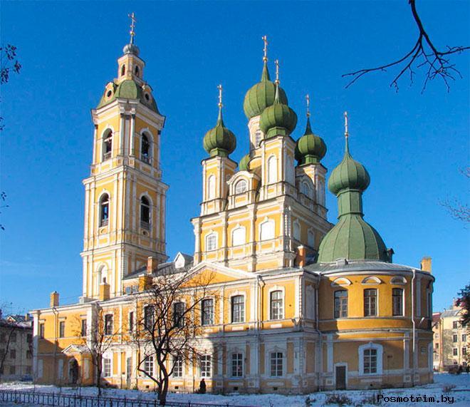 Храм Благовещения Пресвятой Богородицы на Васильевском острове Санкт-Петербург