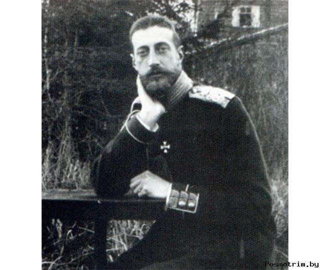Князь Константин Константинович в судьбе собора Николая Чудотворца в Павловске