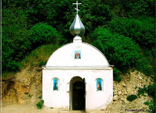 Наровчат пещеры (Наровчатский пещерный монастырь)
