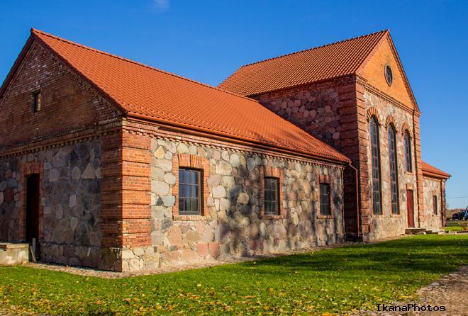 Двор Стайки - усадьба Богдановичей
