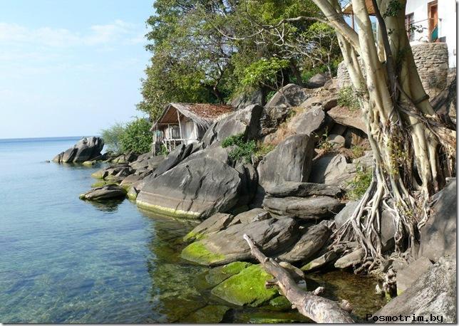 10. Озеро Ньяса Африка