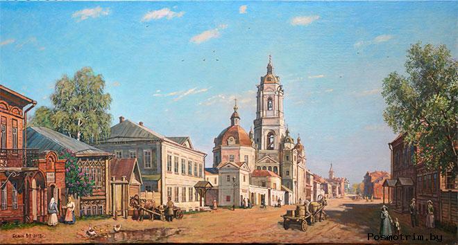 Сарапул история города