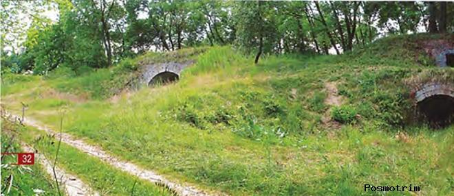 Форты Брестской крепости расположение на местности история современное состояние и сохранность