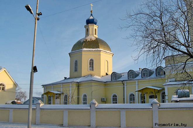 Никольская церковь Таганрога архитектура