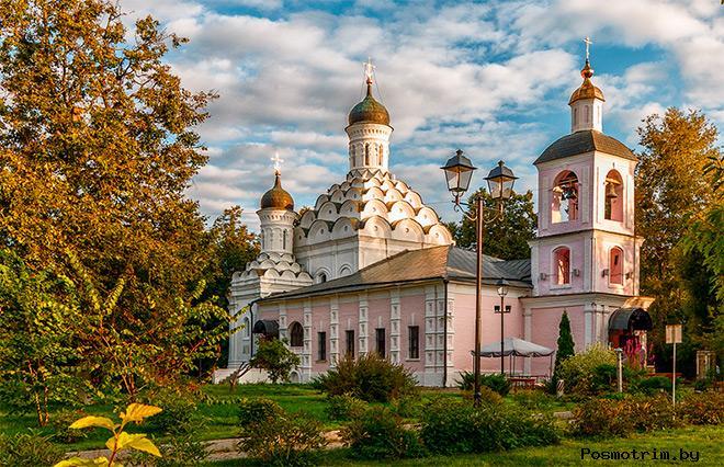 История храма Живоначальной Троицы в Хорошеве