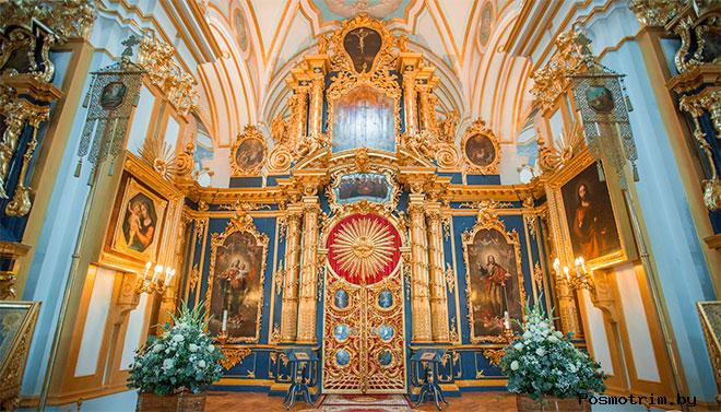 Никольский храм Санкт-Петербурга отделочные работы